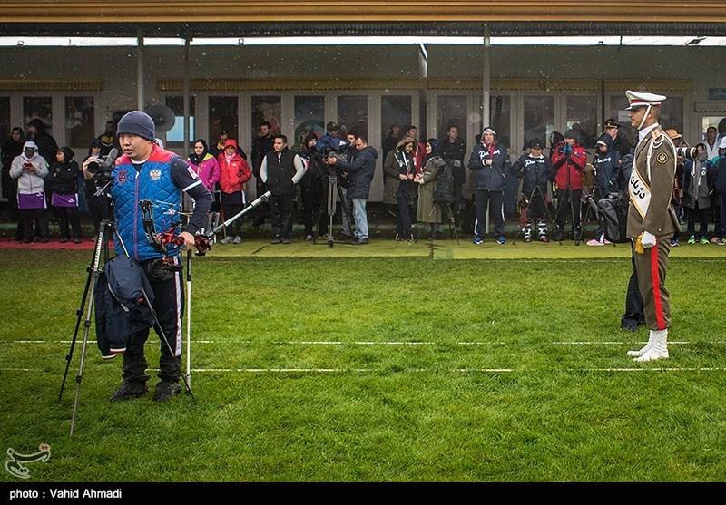 فینال اولین دوره مسابقات تیر وکمان ارتشهای جهان ( سیزم )
