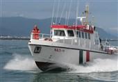 سرنشینان لنج حادثه دیده در آبهای عسلویه نجات یافتند