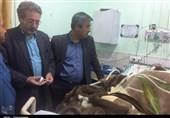 رئیس دانشگاه علوم پزشکی گلستان: سطح هوشیاری دکتر حنیف بهبود پیدا کرد+فیلم