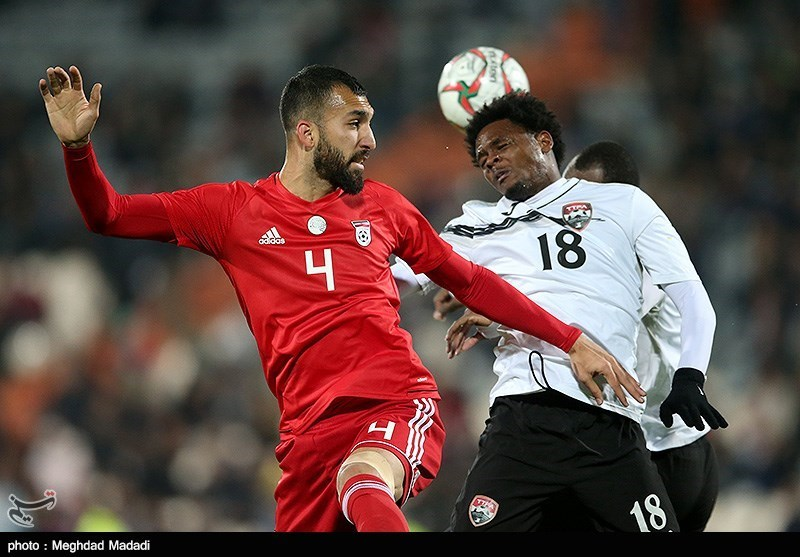 Friendly: Iran Beats Trinidad and Tobago