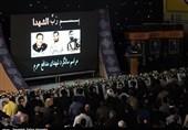 دبیر کل حزب مستقبل العدله در بیرجند:خانواده شهدای مدفع حرم با حضرت زینب دلداری کردند