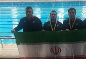 کسب یک طلا و 2 نقره در روز دوم رقابتهای جهانی نجات غریق