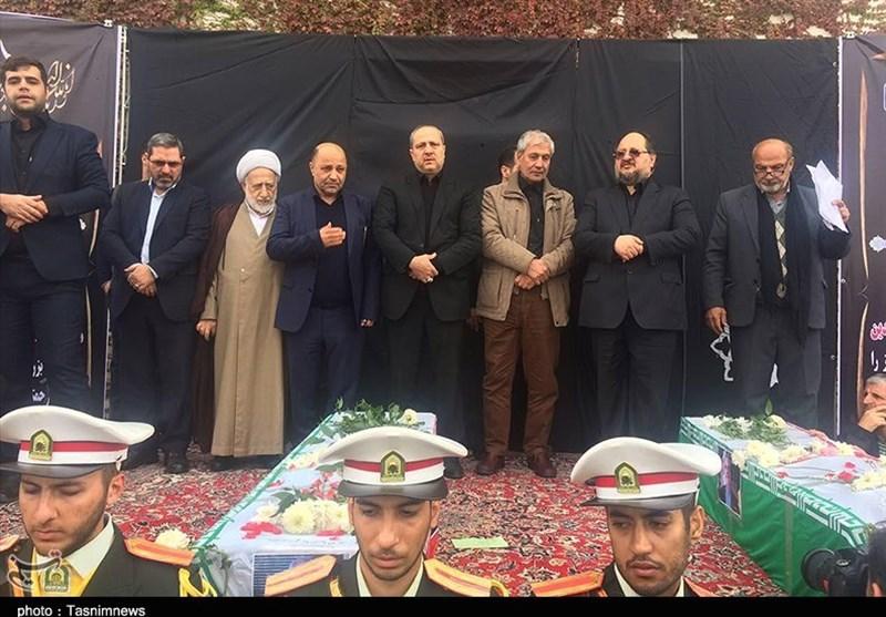 حضور باشکوه مردم گلستان در تشییع پیکر مدیر جهادی/روایتی از خدمتگزاریهای پنهان مرحوم نوربخش + فیلم