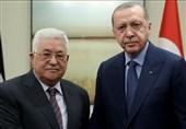 تاکید ترکیه بر حمایت از آرمان فلسطین