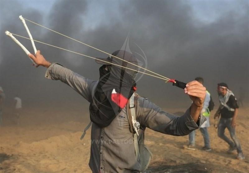 """الغزیون یستعدون للمشارکة فی جمعة """" التطبیع مع العدو جریمة وخیانة """""""