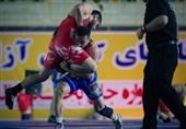 مازندران و کرمانشاه به دیدار فینال کشتی آزاد قهرمانی کشور راه یافتند