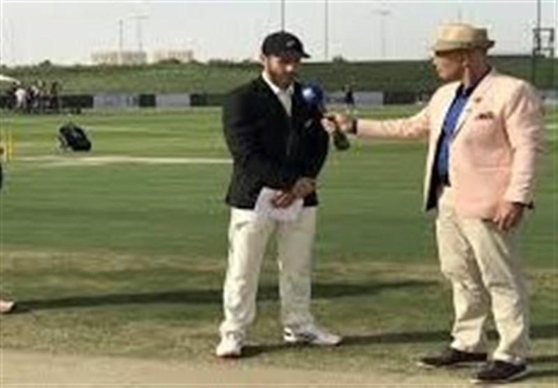 نیوزی لینڈ کا پاکستان کیخلاف ٹاس جیت کر بیٹنگ کا فیصلہ