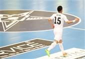 جام جهانی فوتسال| طیبی همچنان دور از تمرینات گروهی