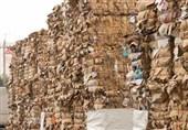 گزارش تسنیم| زبالههایی که طلا شدند/ صادرکننده ضایعات کارتن شدیم؟!
