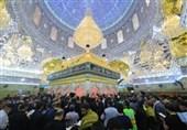 ملایین الزوار یحیون ذکرى استشهاد الامام الحسن العسکری (ع) فی سامراء