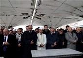 نماز میت غیابی برای خاشقجی در استانبول