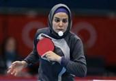 قهرمانی تیم تهران در تور تنیس روی میز دختران کشور در استان قم