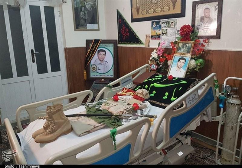 ماجرای آخرین نفسهای «سید نورخدا»؛ شهید زندهای که تاریخ شهادتش را گفت+فیلم