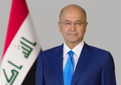 Iraqi President Calls for Closer Tehran-Baghdad Relations