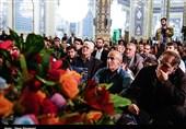 جشن آغاز امامت امام عصر(عج) در مسجد مقدس جمکران به روایت تصویر
