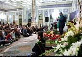 جشن آغاز امامت امام زمان(عج) در قزوین برگزار شد