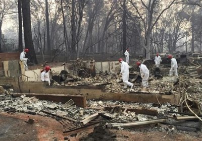 More than 1,000 Unaccounted for in Northern California Wildfire, 71 Dead