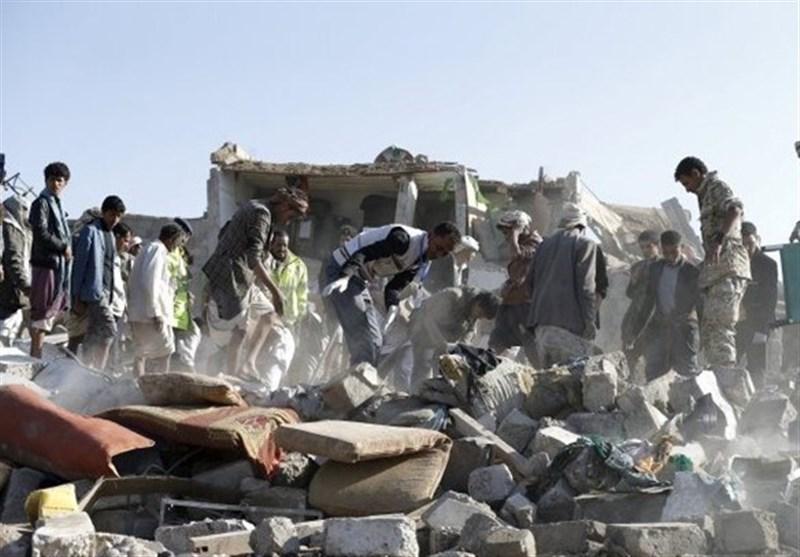 محکومیت ادامه جنایات عربستان و امارات در یمن