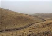 """جاری شدن رودخانهای از پسماند در """"خرمن سوخته"""" قزوین"""