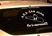 زیردریایی ناپدید شده آرژانتین پس از یک سال پیدا شد