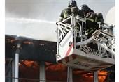 160 Firefighters, Emergency Workers Battle Moscow Oil Refinery Blaze