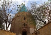 Gonbad Sabz Garden: A Small Garden with Three Domes
