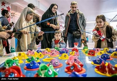 چهارمین جشنواره ملی اسباب بازی