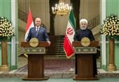 روحانی: العلاقات التجاریة بین إیران والعراق ستصل الى 20 ملیار دولار