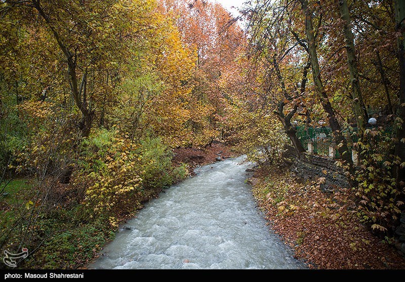 Kordan: Historical Village in Alborz Province, North of Iran