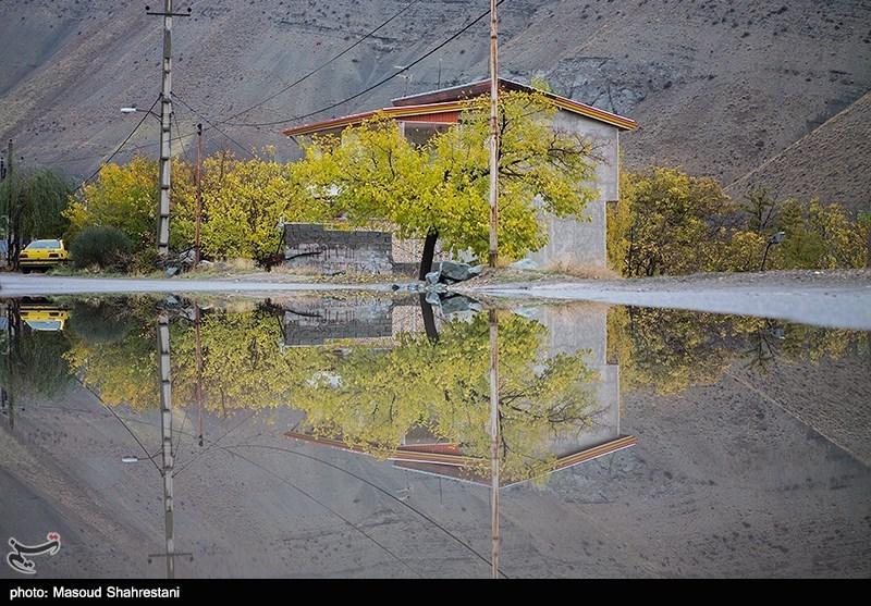 Kordan: Historical Village in Alborz Province, North of Iran