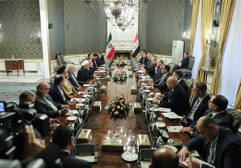 برهم صالح: عراق بخشی از ساز و کار تحریم علیه ایران نخواهد بود