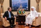 شاہ محمود قریشی کی اماراتی ہم منصب سے ملاقات، اہم امور پر تبادل