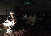برگزاری مراسم طلاب هامبورگ برای رزمندگان مظلوم یمن