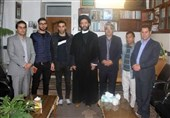 امام جمعه اردبیل با گلبالیستهای اردبیلی پاراآسیایی جاکارتا دیدار کرد