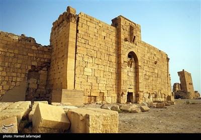 شهر باستانی پالمیرا در سوریه