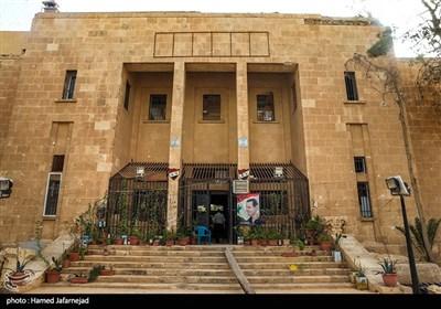 موزه پالمیرا آثار تاریخی و باستانی