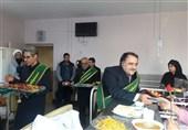 برنامه کشوری دیدار از بیماران بستری به همت تولیت آستان مسجد جمکران