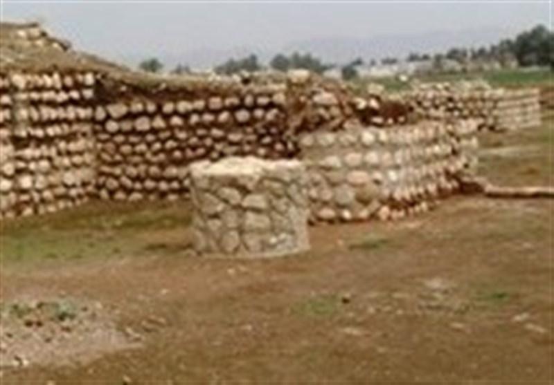 کشف دیوارههای ارزشمند مجموعه تاریخی قصرشیرین + جزئیات و عکس