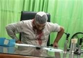 حمله به پزشک یکی از درمانگاههای مشهد را از طریق قانونی پیگیری میکنیم