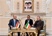 Iranian Speaker, Iraqi President Urge Closer Economic Ties