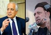 """""""خلیلزاد"""" و نادیده گرفتن رهبران شیعه در روند صلح افغانستان"""