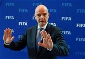 اینفانتینو: شاید برخی بازیهای جام جهانی 2022 در کشورهای همسایه قطر برگزار شوند