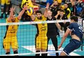والیبال لیگ قهرمانان اروپا|درخشش عبادیپور در روز پیروزی بر زنیت + تصاویر