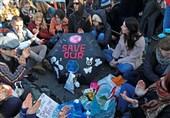 پلیس انگلیس بیش از 70 فعال محیط زیست را بازداشت کرد