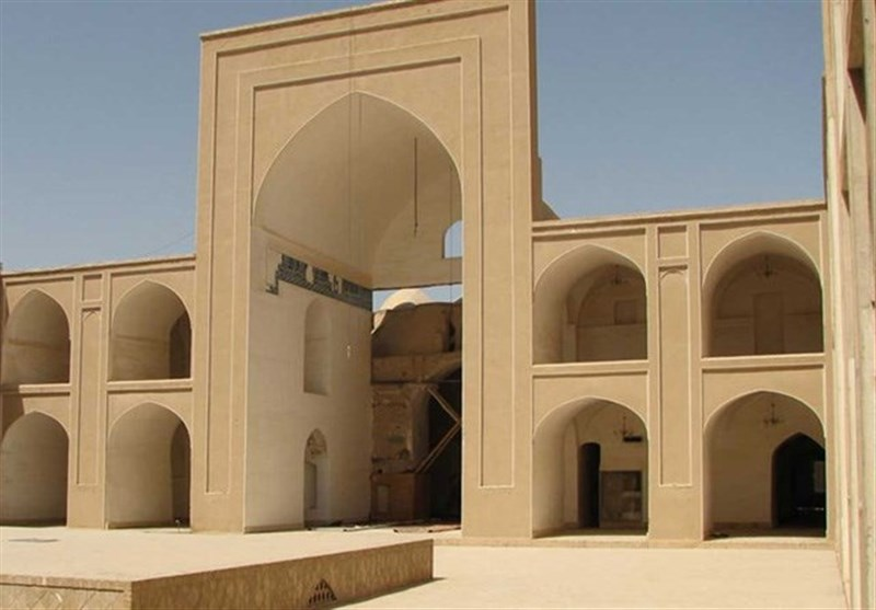 Abarkooh Mosque in Yazd, Iran