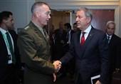 درخواست ترکیه از آمریکا در مورد شمال سوریه