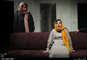 هدی نوری زاده: تئاتر «پروانه الجزایری» تلفیقی از سینما و تئاتر است