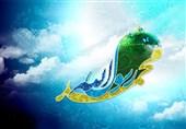 شعرخوانی محدثی خراسانی در مدح پیامبر(ص)