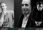داوری جشنواره بینالمللی تئاتر الف با فرهاد آییش