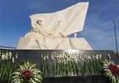 یادمان کنگره 3 هزار شهید در قزوین رونمایی شد